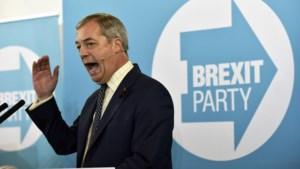 Johnson boft: Brexitparty doet niet mee in helft kiesdistricten