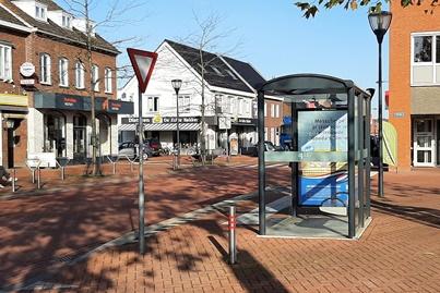 Verplaatsing bushaltes Markt Maasbracht - De Limburger