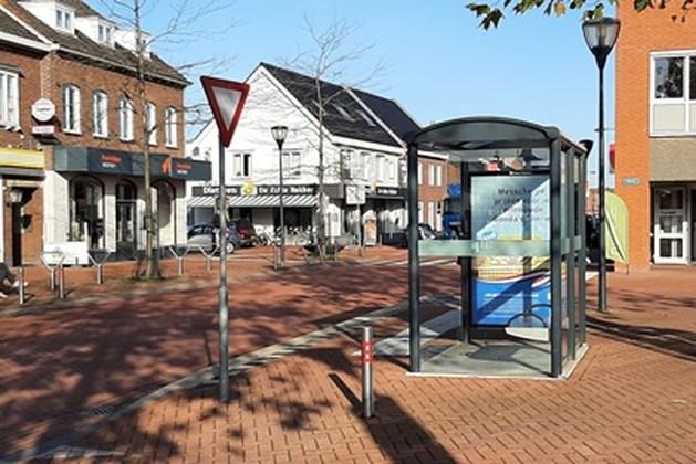 Verplaatsing bushaltes Markt Maasbracht