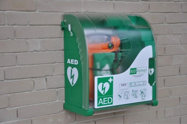 AED apparatuur in Lippestraat
