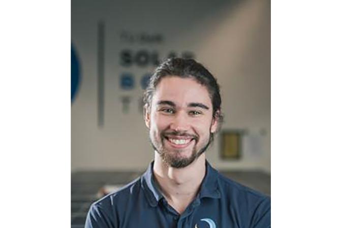 TU-student Tristan Hamers uit Berg werkt mee aan perfecte solarboat - De Limburger