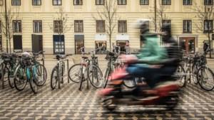Steeds meer scooters en brommers gestolen