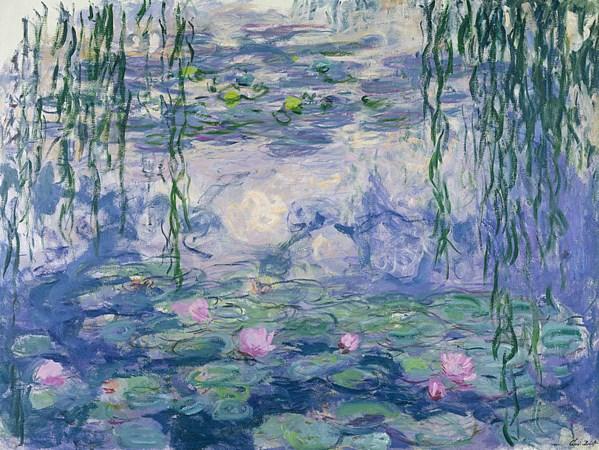 Dagtocht Waterlelies van Monet Den Haag