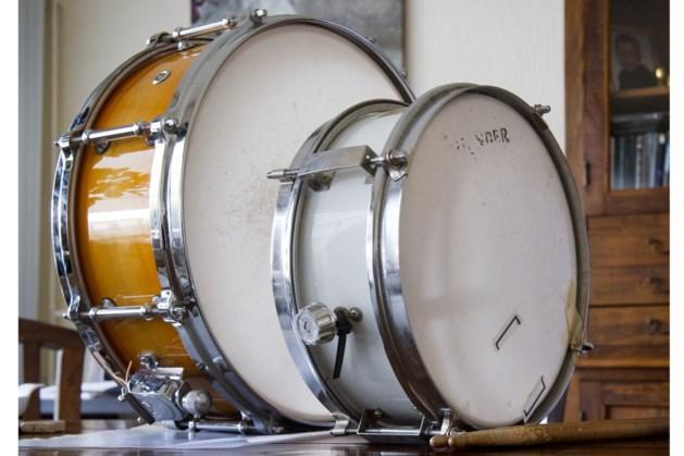Drumband Harmonie Berggalm uit Noorbeek gaat weer op concours