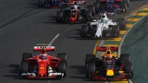 Formule 1 in elf jaar naar nul CO2-uitstoot
