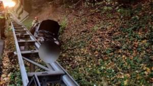 Filmers ongeval A76 bij Geleen krijgen bon van 249 euro