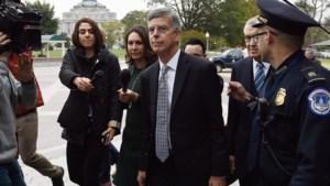 Washington in de ban van impeachment-spektakel rond Trump
