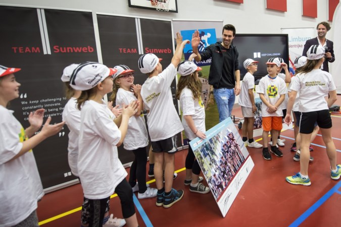 Sunweb en provincie Limburg verlengen deal ondanks vertrek Dumoulin