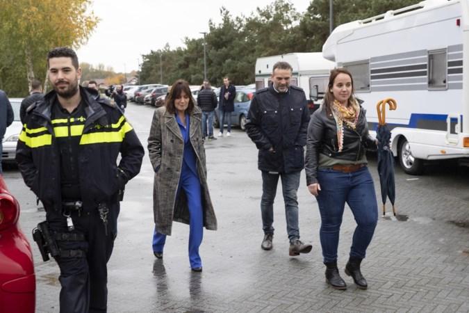 Opnieuw demonstratie woonwagenbewoners Heythuysen: 'We worden gechanteerd'