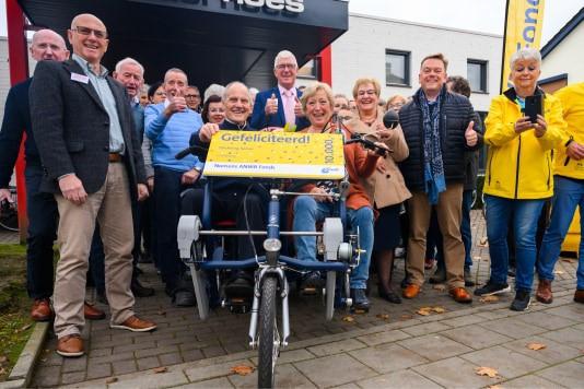 Project Fietsplezier Voerendaal ontvangt 10.000 euro uit ANW... - De Limburger