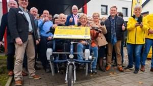 Project Fietsplezier Voerendaal ontvangt 10.000 euro uit ANWB Fonds