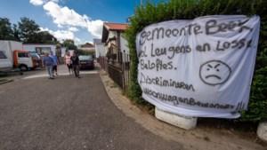 Gemeente: caravanbewoners in Spaubeek hebben punt gemaakt en moeten nu vertrekken