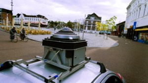 Panoramafoto's in de maak van Simpelveld