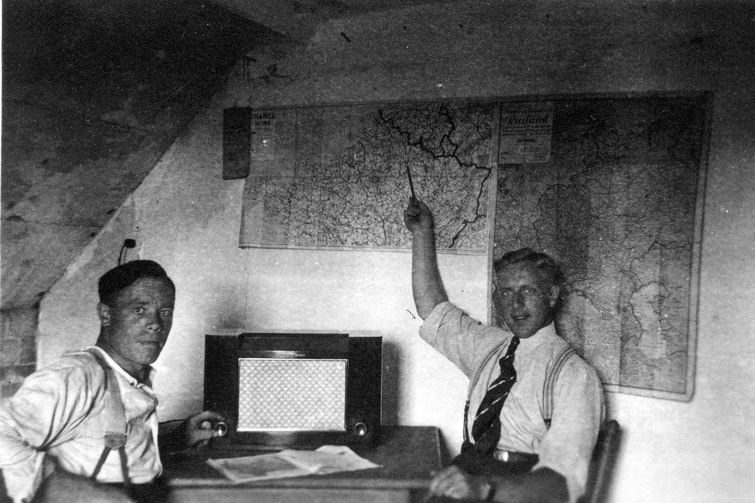 Verkeerde inschatting bevrijding Leveroy kostte twee Duitsers leven - De Limburger