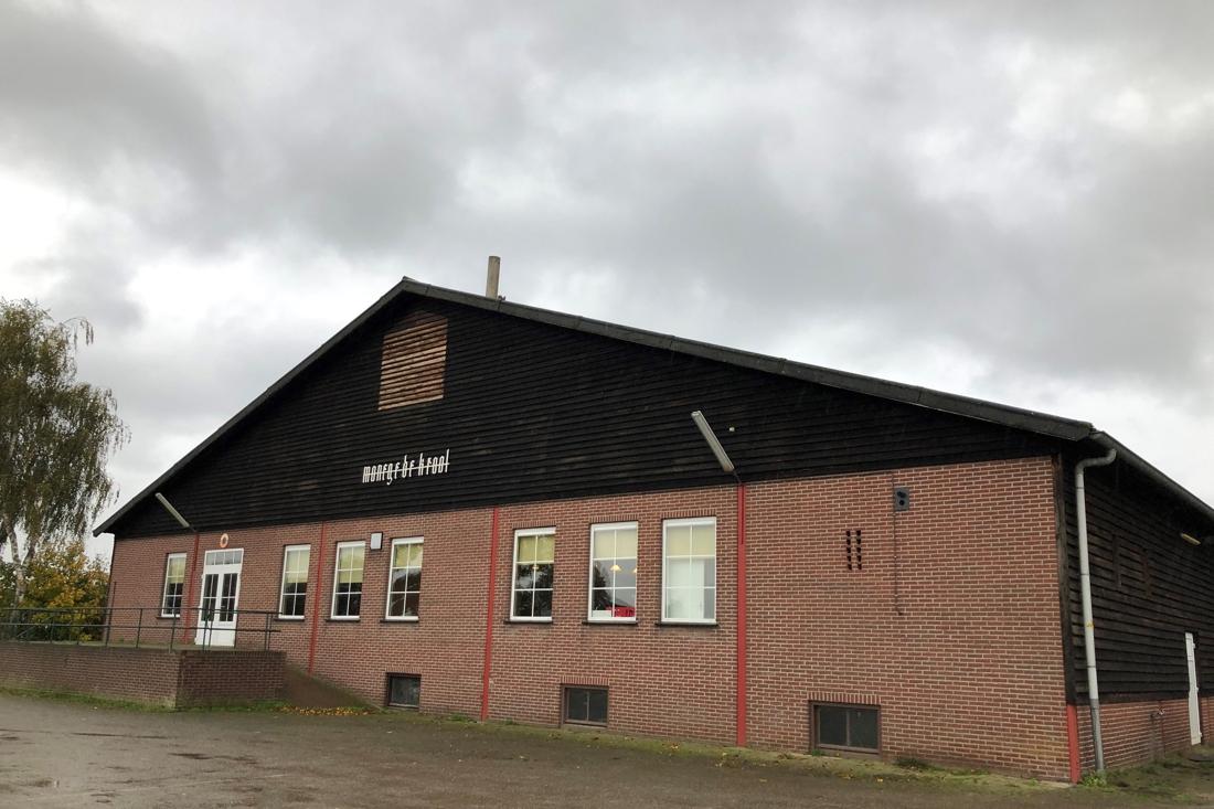 Bouw nieuwe hal voor manege De Kraal in Nederweert start - De Limburger