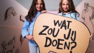 Kinderen filosoferen voor tv-serie in Oirsbeek