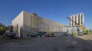 Weer discussie over te hoge silo's aan A76 bij Nuth