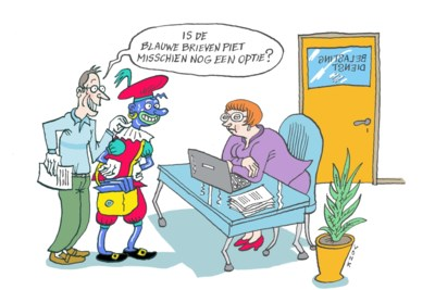 Bij Limburgse bedrijven komt Sint met Piet, zwart of niet