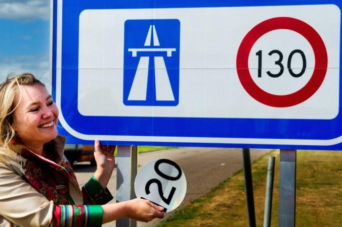 Terug naar 100 op snelwegen: dat gaat zomaar niet