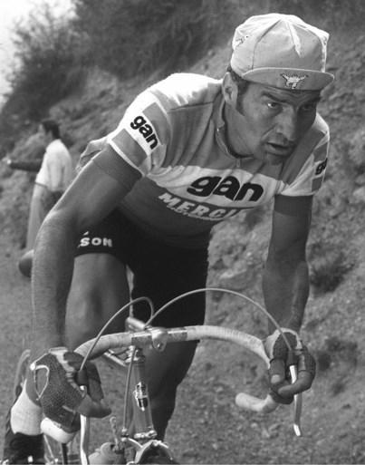 Wielerlegende Poulidor op 83-jarige leeftijd overleden