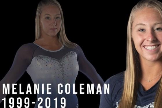 Amerikaanse turnster Melanie (20) sterft tijdens oefening op brug met ongelijke leggers