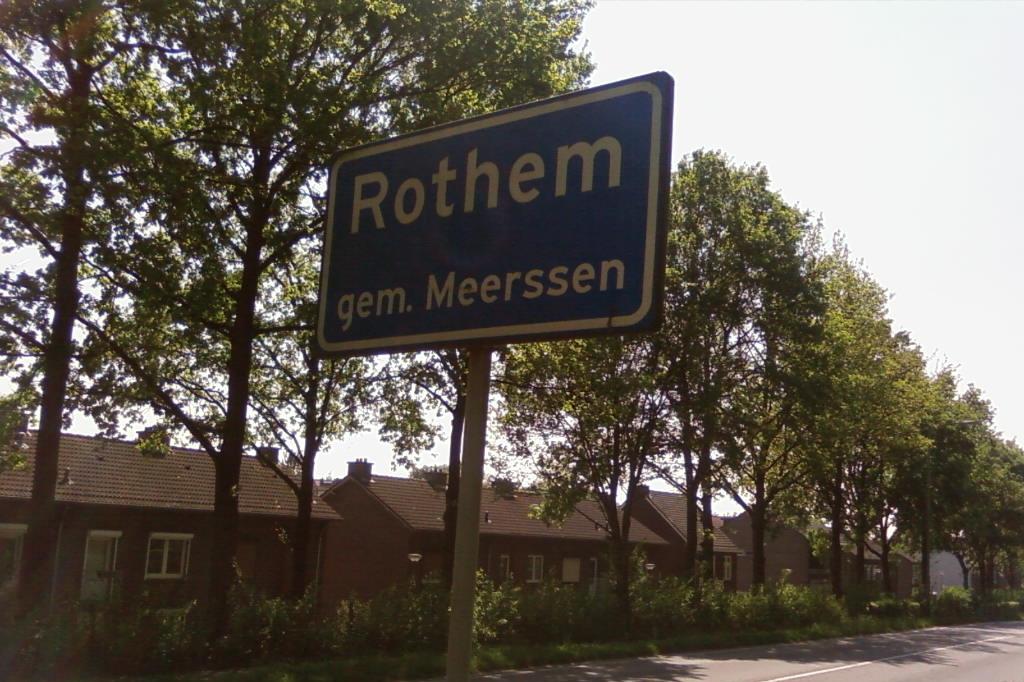 Diverse wegen in Rothem hele dag afgesloten - De Limburger