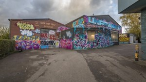 Reactie graffiti-artiest op ergernis over tags op Heerlense loods: 'Rembrandt vond ook niet iedereen mooi'