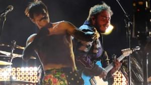 Red Hot Chili Peppers sluit eerste dag Pinkpop 2020 af