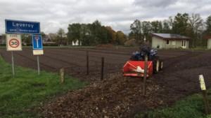 Leveroy krijgt een flink voedselbos bij de kern van het dorp