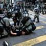 Hongkong zit in een zeer gevaarlijke geweldspiraal
