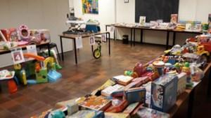 Sint recyclet speelgoed in Echt