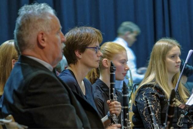 Muzikanten Harmonie L 'Union klaar voor naderend concours