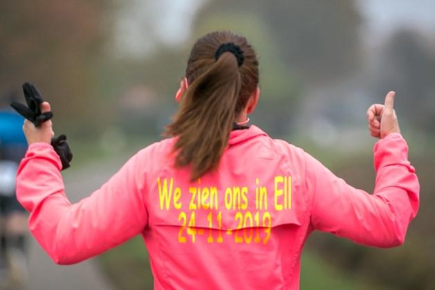 'De Halve van Ell', voor de 31e keer op de hardloopkalender