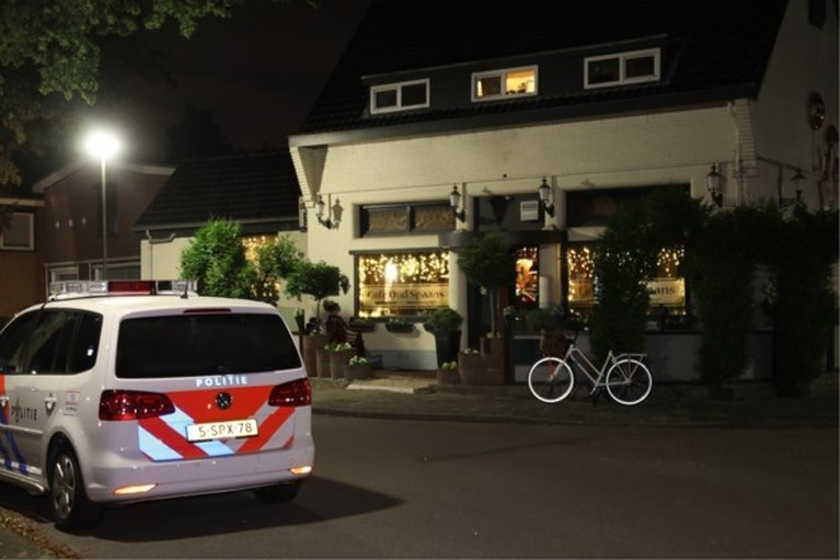 Twee verdachten van gewapende overval op café opgepakt