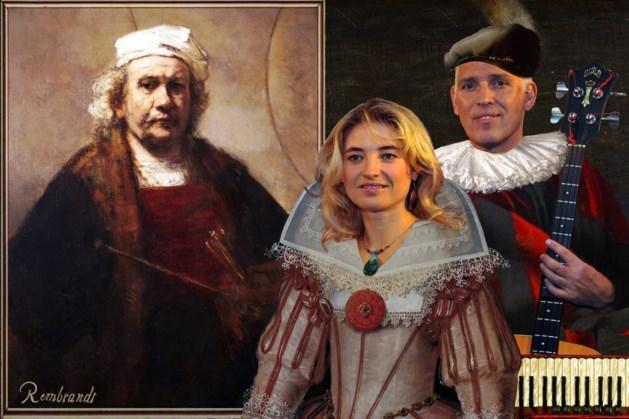 Ghost Stories en ode aan Rembrandt in Munttheater in Weert