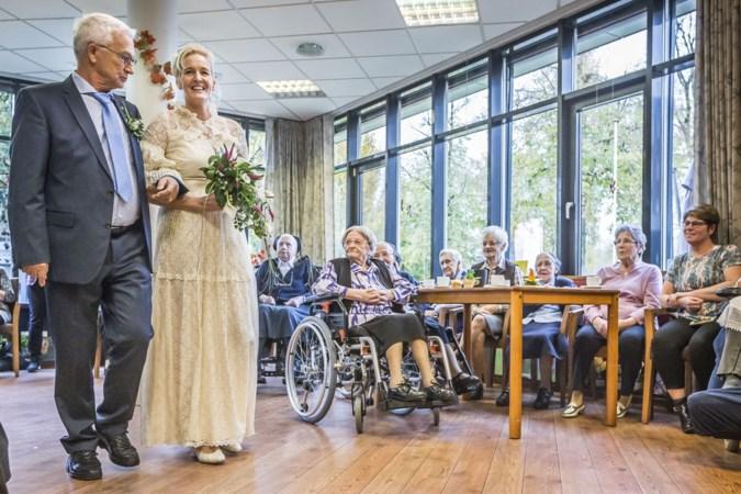 Pater Harrie van bijna tachtig heeft meerdere bruiden