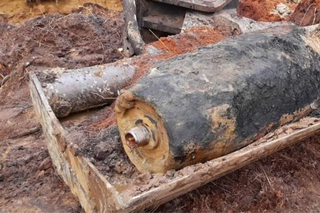 Bom uit Tweede Wereldoorlog tot ontploffing gebracht in de Mariapeel