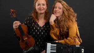 Violiste Cécile Huijnen even terug in Limburg voor 'Love'