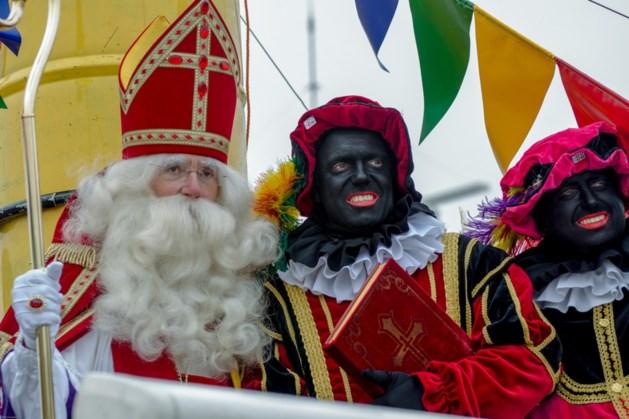 Intocht Sinterklaas met pietendisco