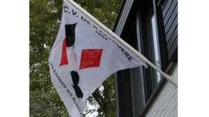 Vlag CV De Kaatboere uit Voerendaal weer in de verkoop