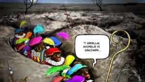 Decembertraditie barst weer los: de oorlog voor/tegen Zwarte Piet en Kerstmis