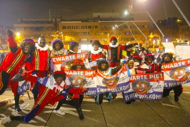 Glow Eindhoven decor actie voor Zwarte Piet