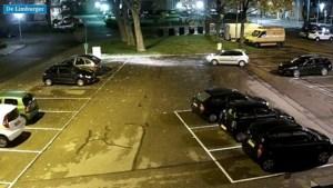 Video: Vrouw veroorzaakt voor duizenden euro's schade bij uitparkeren en rijdt door