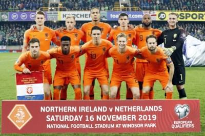 Nederlands elftal telt weer mee in Europa