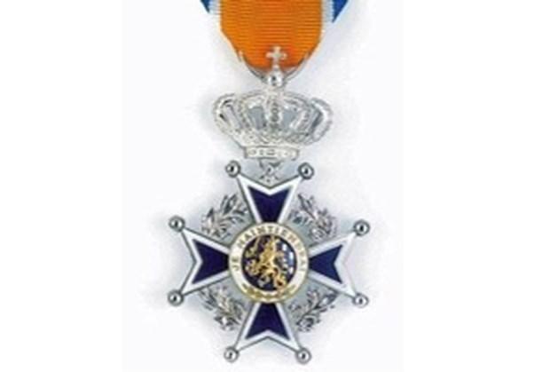 Ger Boonen benoemd tot Lid in de Orde van Oranje Nassau
