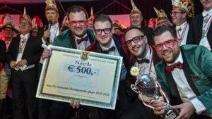 Los Mar Joa wint Sjlajerparade in Kerkrade