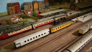 Open dag bij Modelspoorweg Vereniging in Venlo