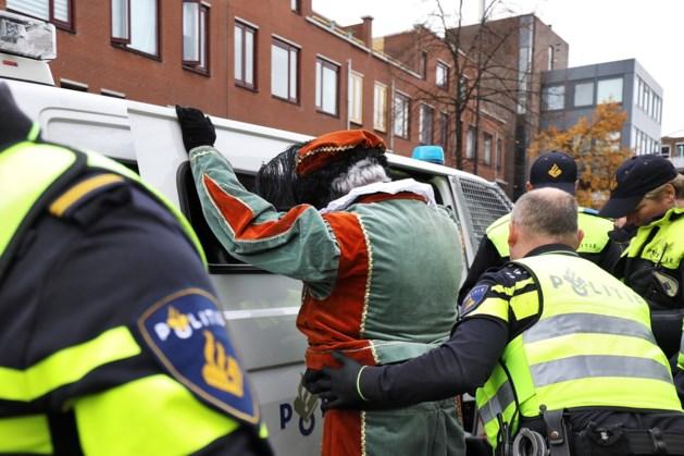 Twaalf arrestaties bij landelijke intocht Sinterklaas