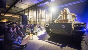 Zat Hitler in Overloon in een tank?