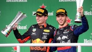 Verstappen: 'Genoten van een heerlijke race'